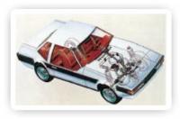 汽機車用軸承