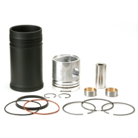 Cylinder Liners, Piston, Piston Rings