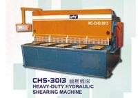 Heavy Duty Hydraulic Shearing Machine