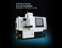 Swiss Type CNC Lathe