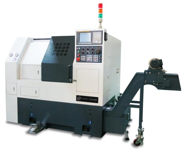 Turret Type CNC Lathe