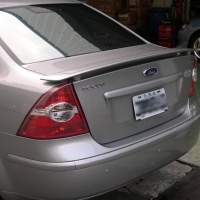 REAR SPOILER for FOCUS