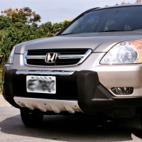 FRONT BUMPER GUARD for HONDA-CRV