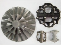 Investment-Cast  Auto/Motorcycle/Bicycle Accessories