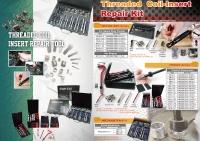 Threaded Coil Insert Repair Tool Series
