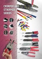 压接器或剥线器系列