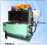 Spring End Grinding Machine