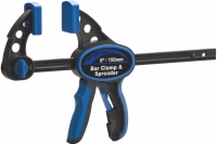 One Hand Bar Clamp & Spreader / TPR Grip Handle