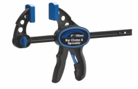 One Hand Bar Clamp & Spreader (One Color)
