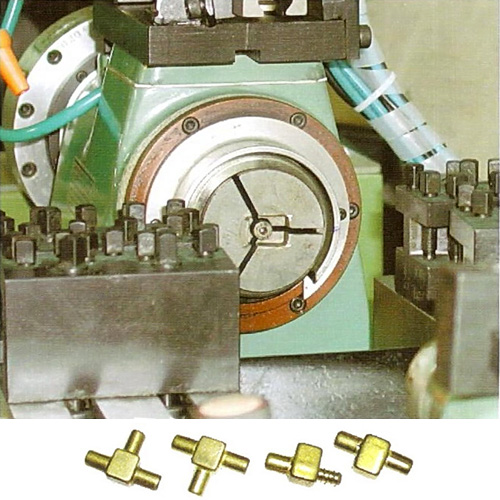 Bench Lathe w/Fixed Spindle