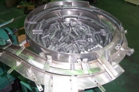 Customized-Dedicated Machinery -- Automotive Suspension Parts Chamfering/Knurling Machines