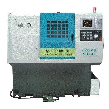 CNC加工机-CNC车床