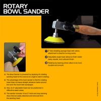 Rotary Bowl Sander