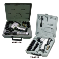 Air Impact Wrench Set / Auto Repair Tools / Tool Set