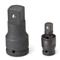 Air Impact Socket / Extension / Universal Coupler / Pneumatic Hex Sockets
