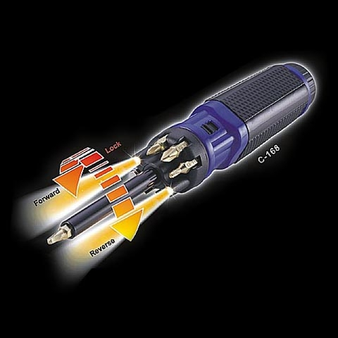 Lighted Screwdrivers