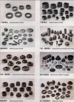 Forging, stamped, and extruded metallic parts & accessories