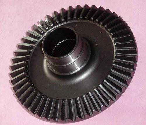 齿轮轴类锻造冲压挤型加工零配件