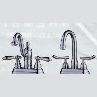 Parts for Bathroom Equipment