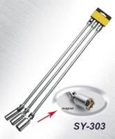 T-Bar spark plug socket set