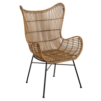 SOGOD K/D WOVEN BUTTERFLY CHAIRS