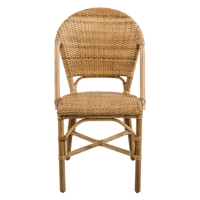 The Stockable NATURAL BISTRO RATTAN CHAIRS