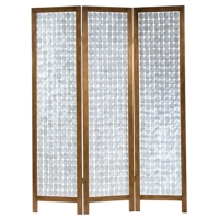 AMY PRINCESSA CAPIZ / WOOD SCREENS