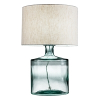 RECYCLE GLASS LAMPS