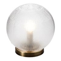 DIAMOND GLASS TABLE LAMPS