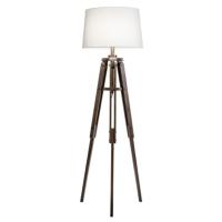 MARINER WOODEN TRIPOD FLOOR LAMPS
