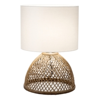 SOGO WOVEN TABLE LAMPS