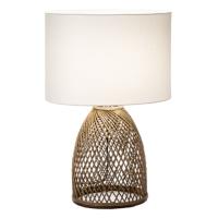 SOGO WOVEN TABLE LAMPS