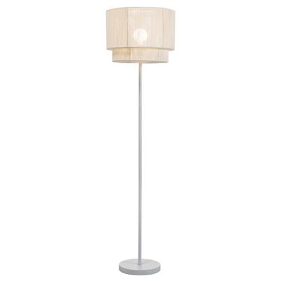 PAPER ROPE WOVEN FLOOR LAMPS