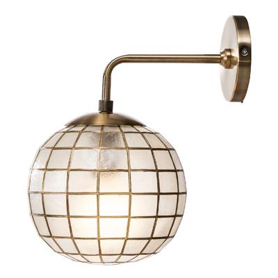 PRINCESSA CAPIZ WALL LAMPS