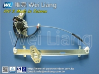Acura Power Window regulator 01-06 MDX