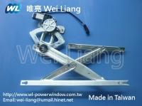 Ford Power Window regulator 2012-99 F-250 F-350 F-450 F-550 Super Duty 8C3Z2627001B 8C3Z2627000B