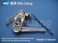 Ford Power Window regulator 1993-11 Ranger 3L5Z1023209AA 3L5Z1023208AA 741-831 741-832