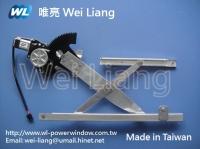 Chevrolet Pontica Power Window regulator Cavalier Sunfire 22621947 15218051 22621946 15218059