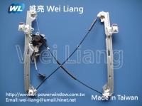 Chevrolet Power Window regulator Silverado GMC Suburban 25885878 25885879 741-442 741-443