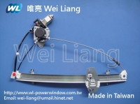 Cens.com Honda Power Window regulator Odyssey 72250-SOX-A01 72210-SOX-A01 741-010 741-011 WEI LIANG POWER WINDOW ENTERPRISE CO., LTD.