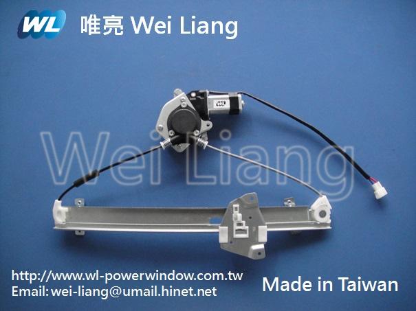 Mitsubishi 电动窗 升降机 GALANT MR287307 MR287308 741-979 741-978