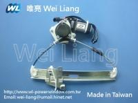 Mazda Tribute Power Window regulator Rear 01 02 03 04 05 06