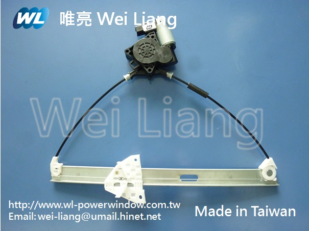 MAZDA 3 Power Window regulator 04 05 06 07 08 09