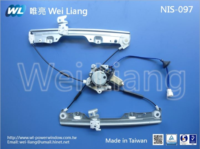 Nissan Power Window regulator 03 04 05 06 07 08 Murano