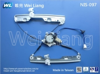 Cens.com Nissan Power Window regulator 03 04 05 06 07 08 Murano WEI LIANG POWER WINDOW ENTERPRISE CO., LTD.