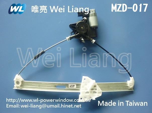 Mazda 6 Power Window regulator 03 04 05 06 07 08