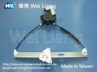 Mazda 5 Front Power Window regulator 06 07 08 09 10 11 12 13 14 15 16 17