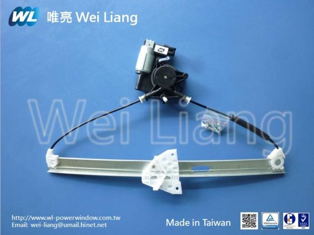 Mazda CX-7 Front Power Window regulator 07 08 09 10 11 12