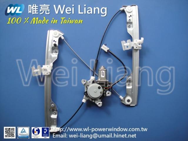 Nissan Altima Front Power Window regulator 02 03 04 05 06