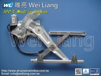 Cens.com Toyota Camry rear window regulator 97 98 99 00 01 Rear 唯亮企业有限公司